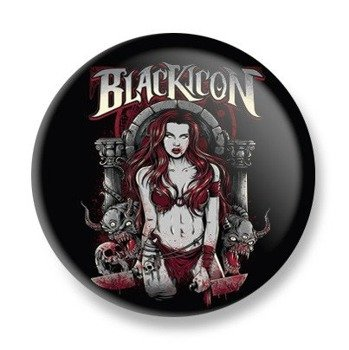 kapsel BLACK ICON - DEMON (KICON118)
