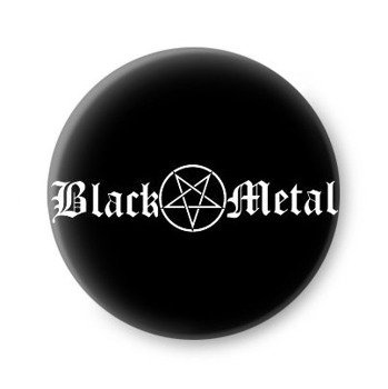 kapsel BLACK METAL - PENTAGRAM