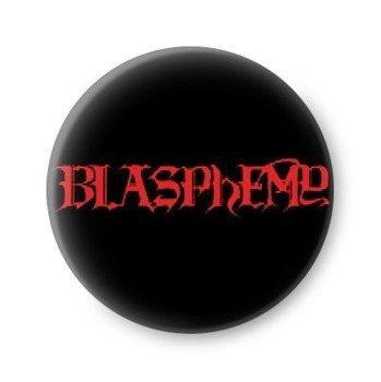 kapsel BLASPHEMY - LOGO