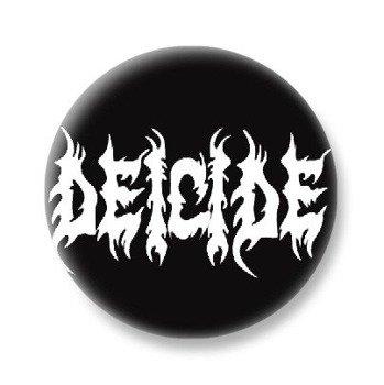 kapsel DEICIDE - WHITE LOGO