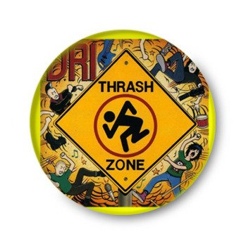 kapsel DIRTY ROTTEN IMBECILES (D.R.I.) - THRASH ZONE