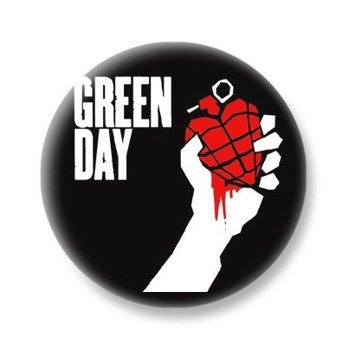 kapsel GREEN DAY - AMERICAN IDIOT