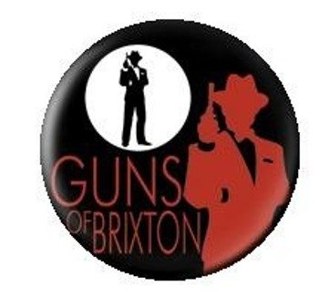 kapsel GUNS OF BRIXTON