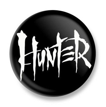 kapsel HUNTER - LOGO white