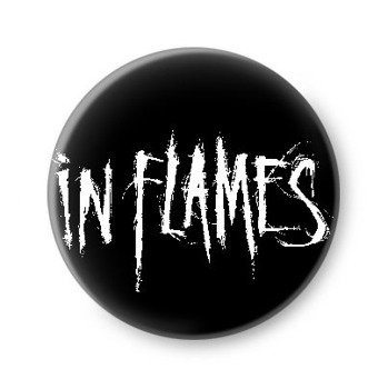 kapsel IN FLAMES - LOGO