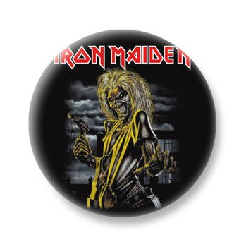 kapsel IRON MAIDEN - KILLERS