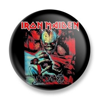 kapsel IRON MAIDEN - VIRTUAL XI
