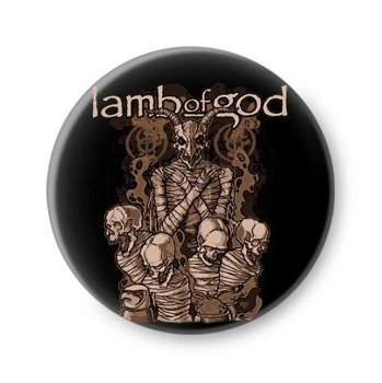 kapsel  LAMB OF GOD - CONGREGATION