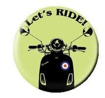 kapsel Let's Ride