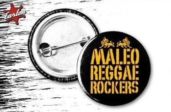 kapsel MALEO REGGAE ROCKERS - LOGO (czarna)