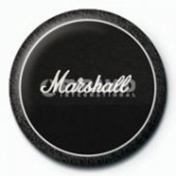kapsel MARSHALL - BLACK AMP