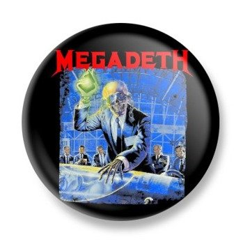 kapsel MEGADETH - RUST IN PEACE