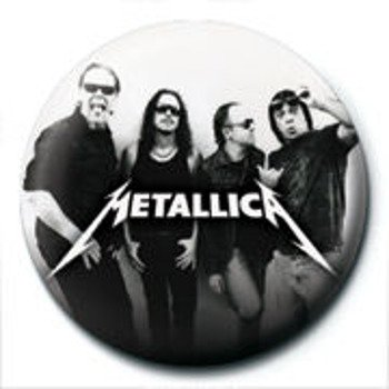 kapsel  METALLICA - GROUP