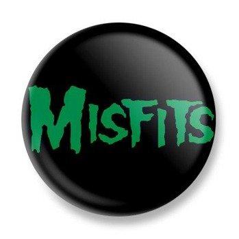 kapsel MISFITS - GREEN LOGO