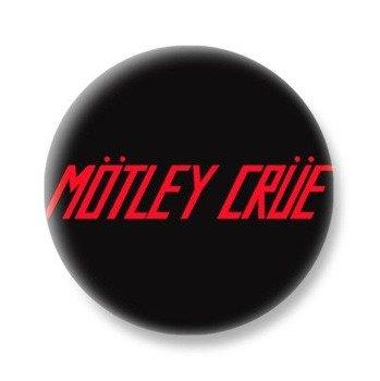 kapsel MOTLEY CRUE - RED LOGO