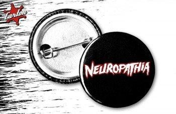 kapsel NEUROPATHIA - LOGO czarny