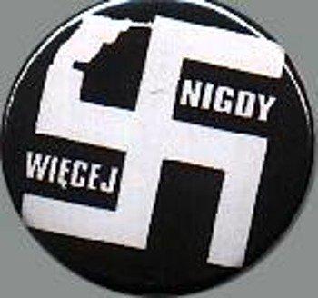 kapsel NIGDY WIĘCEJ