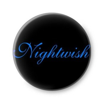 kapsel NIGHTWISH - LOGO