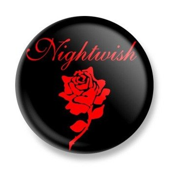 kapsel NIGHTWISH - RED ROSE