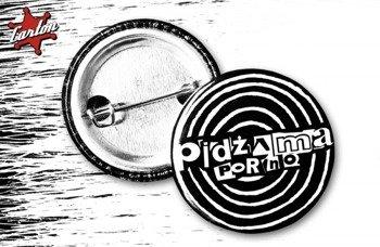 kapsel PIDŻAMA PORNO - STYROPIAN logo kółka