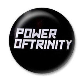 kapsel POWER OF TRINITY - LOGO