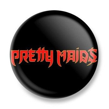 kapsel PRETTY MAIDS - LOGO