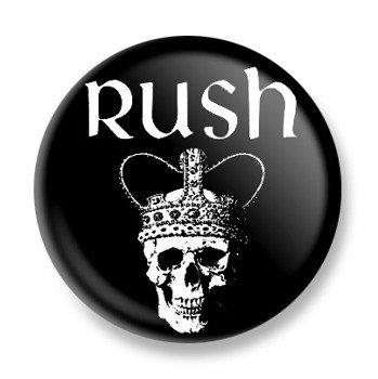 kapsel RUSH - A FAREWELL TO KINGS