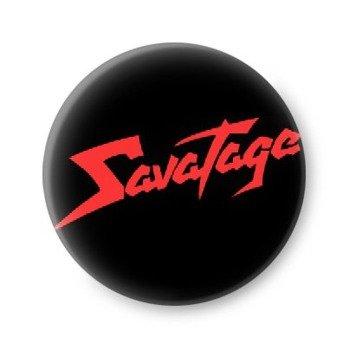 kapsel SAVATAGE - LOGO