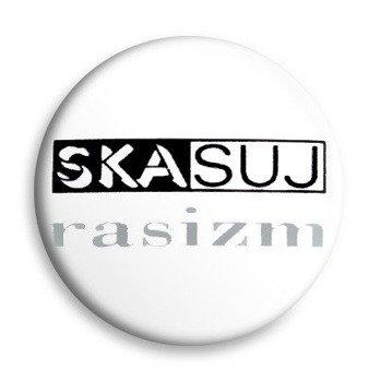 kapsel SKASUJ RASIZM Ø25mm