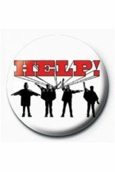 kapsel THE BEATLES - HELP! LOGO