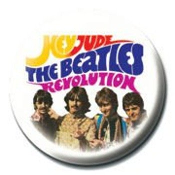 kapsel THE BEATLES - HEY JUDE / REVOLUTION