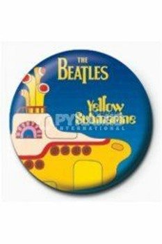 kapsel THE BEATLES - SUBMARINE