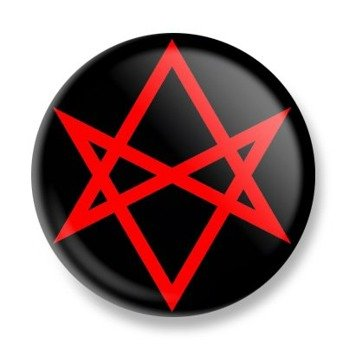 kapsel UNICURSAL HEXAGRAM RED