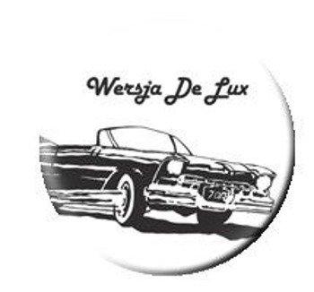 kapsel Wersja De Luxe Biały