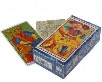 karty do tarota DE MARSEILLE TAROT CARDS