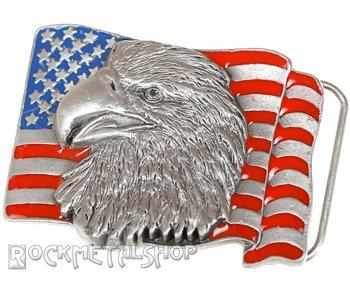 klamra do pasa FLAGA USA