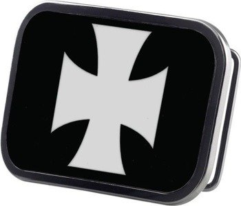 klamra do pasa IRON CROSS BLACK/GRAY