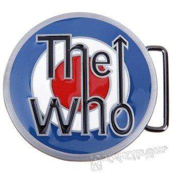 klamra do pasa THE WHO