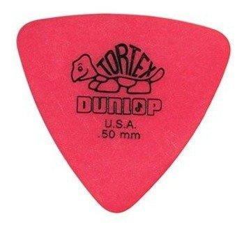 kostka gitarowa DUNLOP TORTEX TRIANGLE .50mm (431R50)