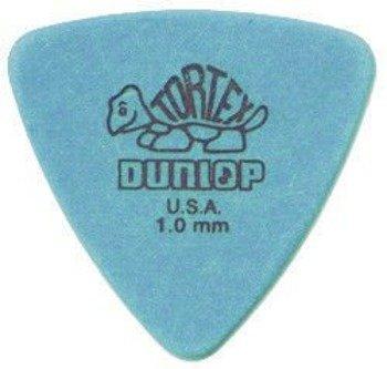 kostka gitarowa DUNLOP TORTEX TRIANGLE (blue) 1.0mm (431R1.00)