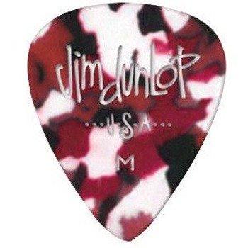 kostka gitarowa JIM DUNLOP - CELLULOID CLASSIC CONFETTI / THIN (483R06T)