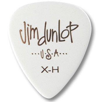 kostka gitarowa JIM DUNLOP - CELLULOID CLASSIC WHITE (483R01)