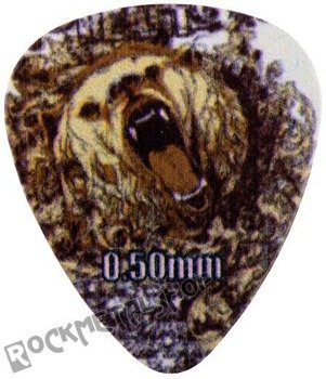 kostka gitarowa ROCK PICK - BEAR