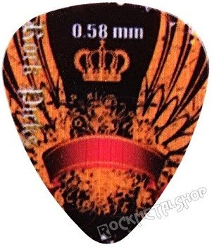 kostka gitarowa ROCK PICK - CROWN