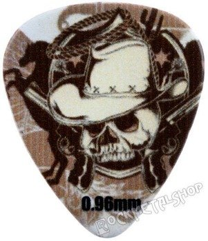kostka gitarowa ROCK PICK - DEAD COWBOY