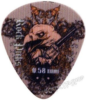 kostka gitarowa ROCK PICK - EAGLE GUN