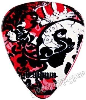 kostka gitarowa ROCK PICK - FLORAL