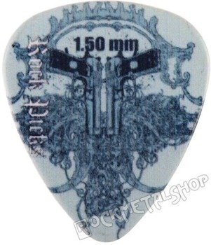 kostka gitarowa ROCK PICK - GUNS