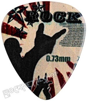 kostka gitarowa ROCK PICK - MANO CORNUTA