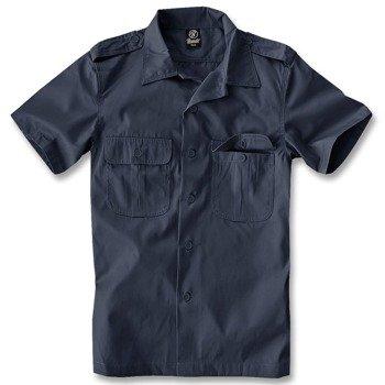 koszula US HEMD 1/2 navy